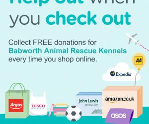 Easy Fundraising for Babworth Animal Rescue Kennels